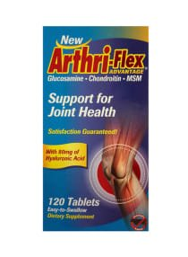 21st Century Arthri Flex Advantage Support For Joint Health Dietary Supplement - 120 Tablets
