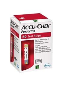 Accu-Chek Accu-Chek Performa 50 Test Strips