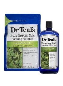 Dr Teal_s Epsom Salt Soaking Solution Multicolour 34 ounce