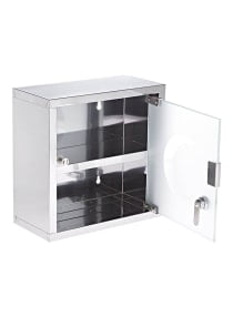HAPPY FAMILY First Aid Medicine Cabinet