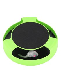Huayang Catch the Mouse Motion Chase Toy Green-Black