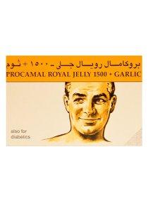 PROCAMAL Royal Jelly 1500 + Garlic