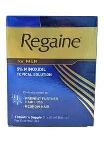 Regaine For Men Regrowth Treatment Solution 60 ml