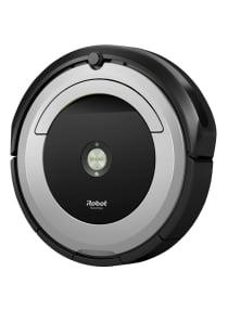 Robotic Vacuum Cleaner 690 Black-Silver