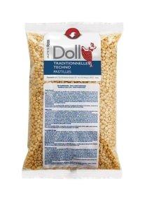 Doll Doll Wax Pastilles Beige 1000 g