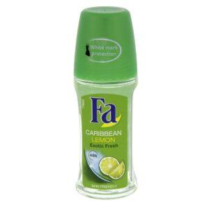 Fa's Caribbean Lime Roll On 50ml