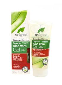 dr.organic Aloe Vera Gel With Tea Tree Oil And Arnica 200 ml